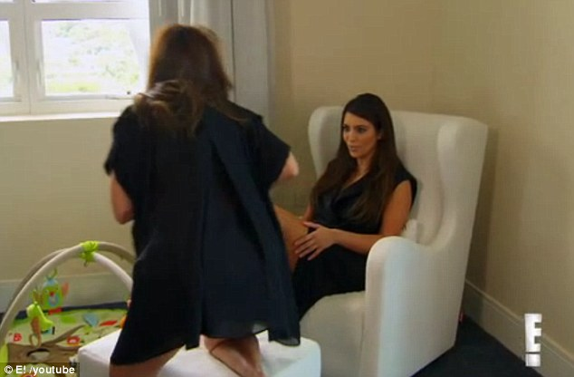 Outrageous: The Kardashian sisters are known for their outrageous antics