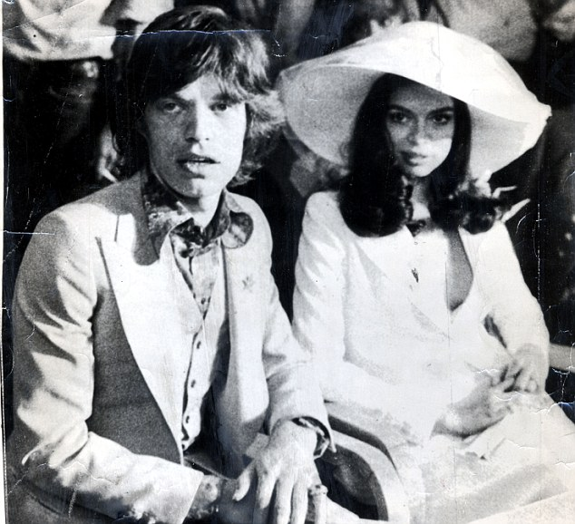 Bianca Jagger claims lost ring she told police was worth