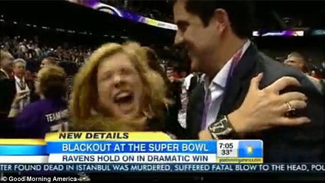 Blind Side Football Star Celebrates Super Bowl Win With
