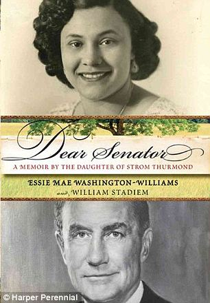 Revelations: Essie Mae Washington-Williams published a memoir about her relationship with her father which she kept a secret until his death