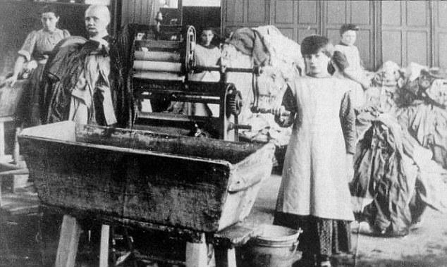 ACOPLO: Se estima que 10.000 fueron enviados a trabajar sin remuneración en 'Lavanderías de la Magdalena' en un período de 70 años