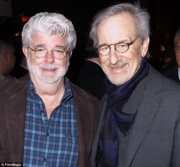 Giving something back: George Lucas and Steven Spielberg