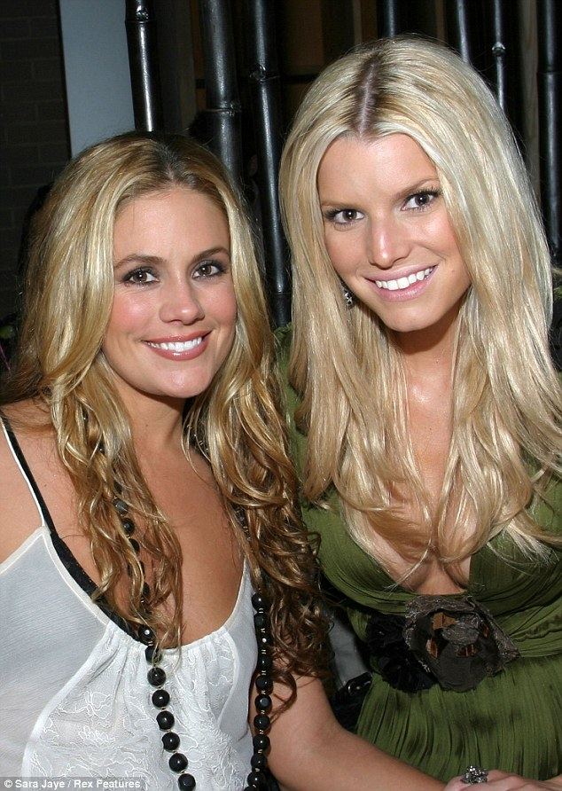 Best friends forever: Longtime buds Cacee and Jessica will likely be giving birth around the same time