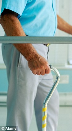 New hope: A 'grow your own' hip replacement could be introduced within a decade