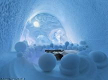 Icehotel, Jukkasjärvi: Stunning Swedish resort where the ...