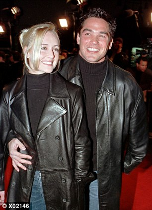 Dean Cain and Mindy McCready are seen together in 1997
