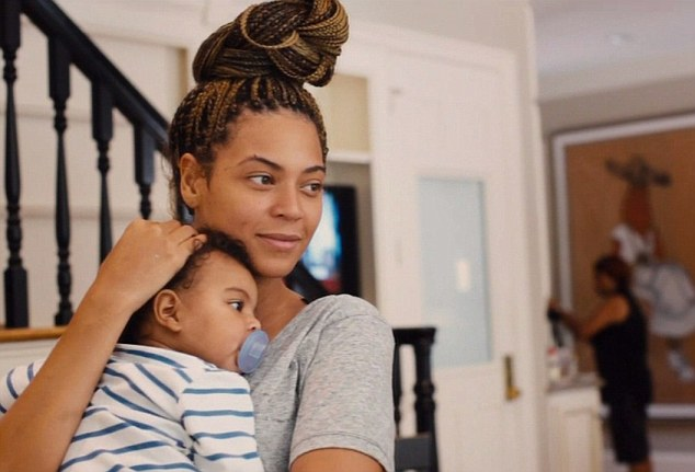 Introducing Blue Ivy: Beyonce offered a rare snapshot into her life as a wife and mother in new HBO documentary Life Is But A dream