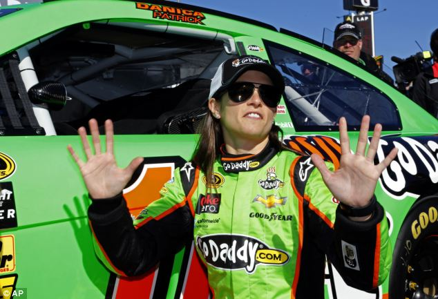 Danica Patrick Becomes First Woman To Win Pole Position