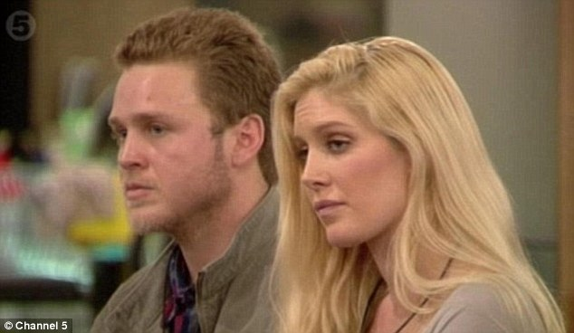 Unwanted attention: Heidi and Spencer recently made an appearance on Celebrity Big Brother and stayed for the duration of the show despite admitting fame can cause them worries