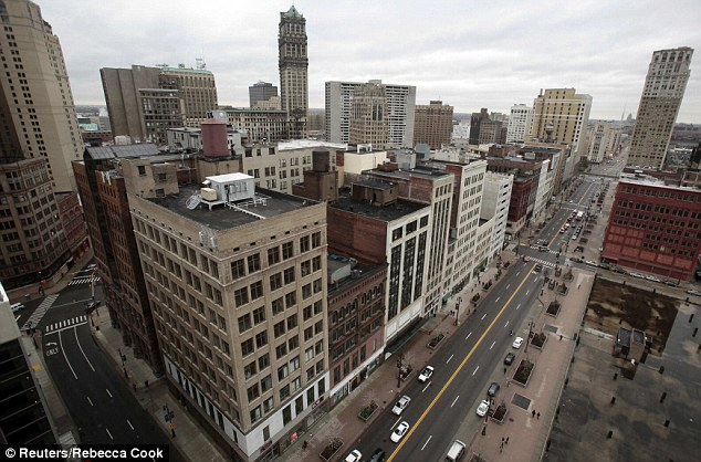 Fixing Detroit City devastated by recession is rebuilding