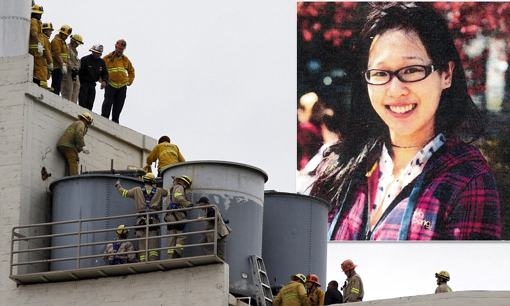 Elisa Lam Canadian student believed found floating dead