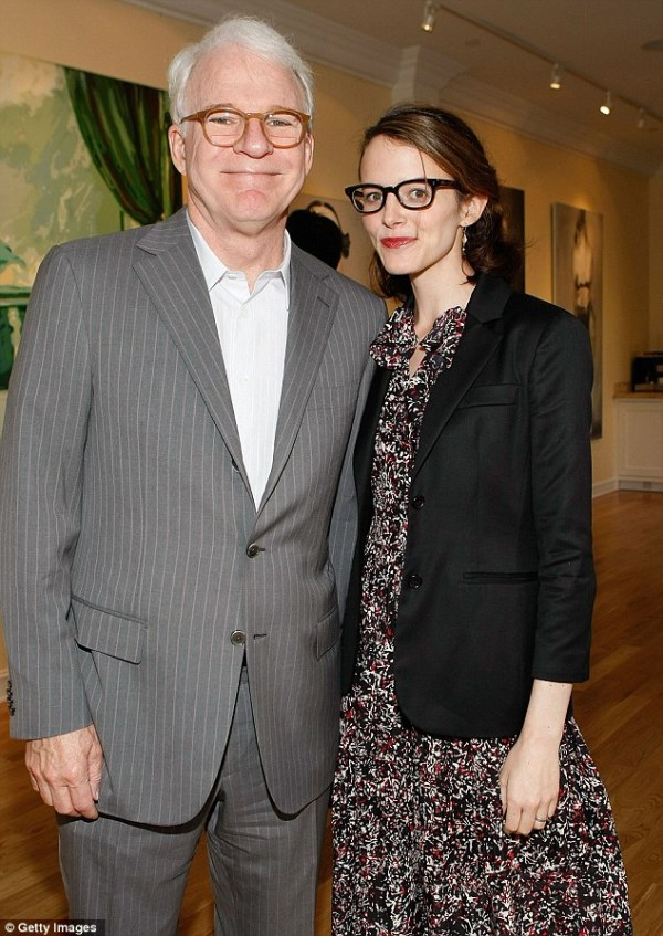 Steve Martin makes his first redcarpet appearance since