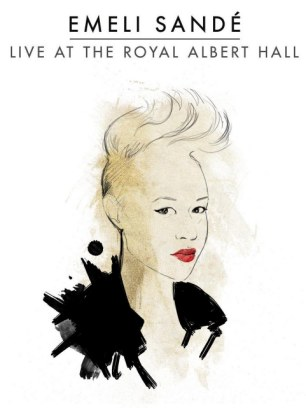 On stage: Emeli Sande's Live At The Albert Hall