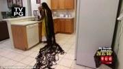' black rapunzel. 's
