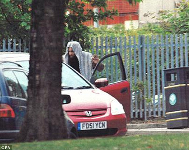 towel round head getting in honda accord. Surveillance: MI5 had been watching the terror group and had planted a bug in their Hinda Civic where they were heard boasting about the atrocity they planned
