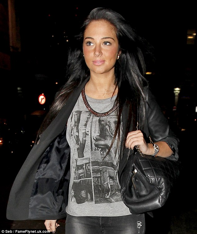 'She's had a good run': It's been revealed that Tulisa's set to be axed from The X Factor