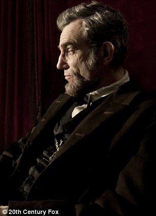 'Straight swap': Day-Lewis joked that he had been in line to play The Iron Lady, while Meryl had been up for his role in Lincoln