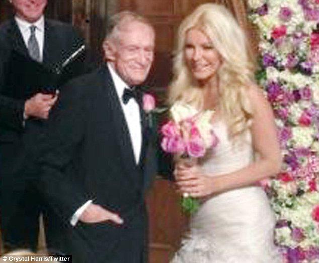 Kendra Wilkinson Slams Hugh Hefners New Wife Crystal