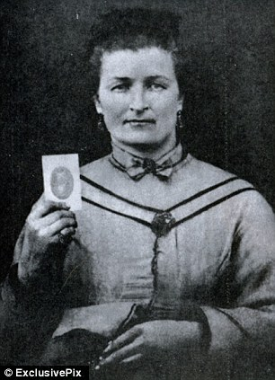 Sarah Pritchard cut her hair and donned men's clothes to join the Confederate army with her husband Keith