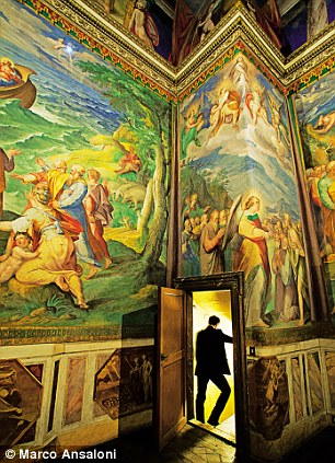 As the world waits for a new Pope we explore the Vatican