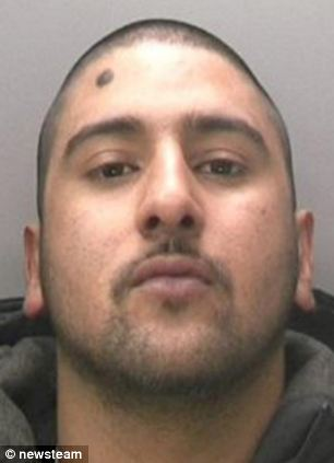 Adeeb Sultan muslim paedo from birmingham raped and assualted a schoolgirl. dirty islamo-nonce