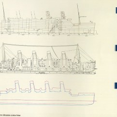 Titanic Class Diagram Citroen Berlingo Wiring Manual Ii: We Knew It Was Being Rebuilt, But As These Amazing New Designs Show, Really Will ...