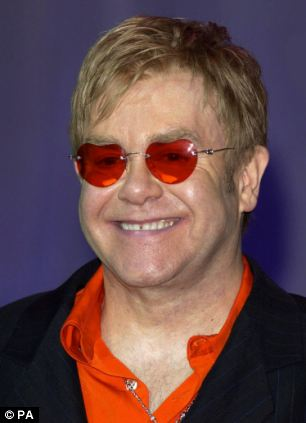 unusual armchair renetto canopy chair coupon code no sacrifice on space! elton john 'books entire hotel room for his glasses in brazil' | daily ...