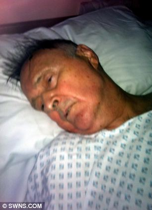 Roberty Goold on the Liverpool Care Pathway at Addenbrooke's with no food, water or oxygen, it is claimed