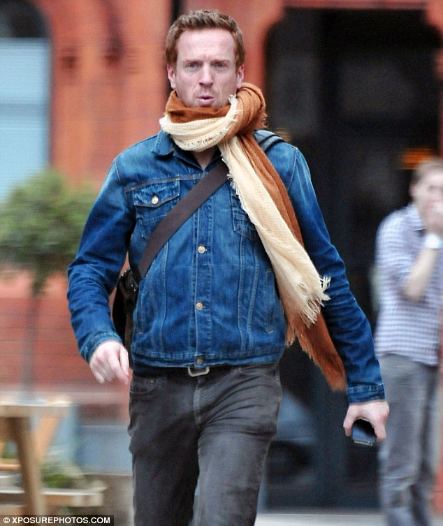 Damian Lewis and wife use their star power to back