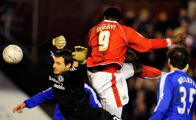 Where Are They Now Barnsley S V Chelsea 2008 Daily Mail Online