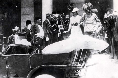Assassination: In June 1914 the heir-apparent of the Austrian-Hungarian empire, Franz Ferdinand, was assassinated along with his wife in the Bosnian capital Sarajevo