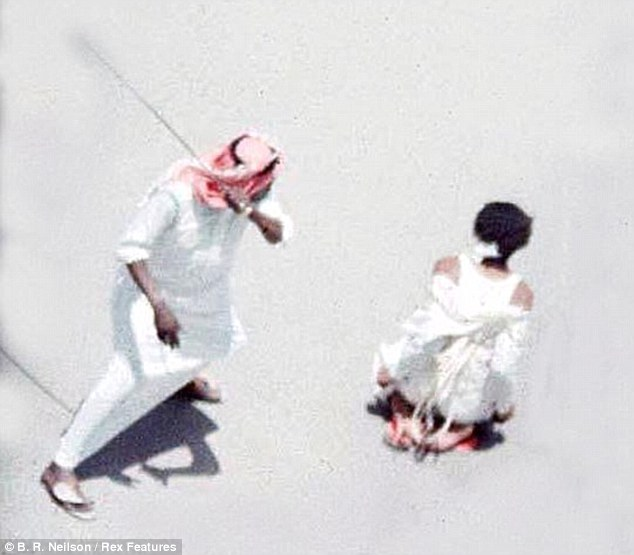 New measure: A committee based in the Saudi capital Riyadh (pictured) is considering dropping public beheadings because of a lack of swordsmen