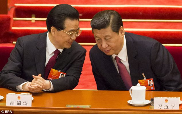 Handover: Xi is taking power at a crucial period for the global superpower