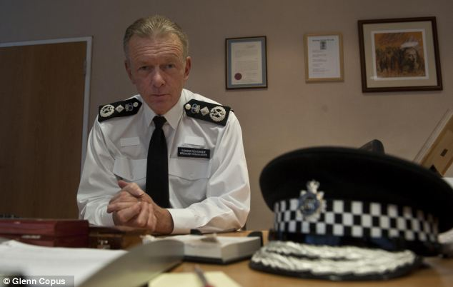 Metropolitan Police Commissioner Sir Bernard Hogan-Howe records all his appearances on national television or radio, to avoid appearing too close to journalists