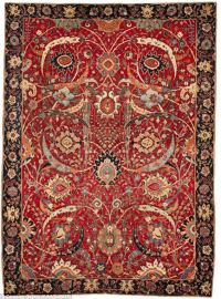The most expensive Oriental rug in the world has been sold