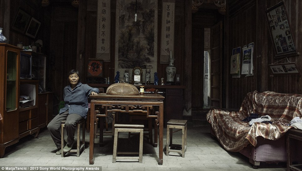 Sony World Photography Awards Stunning Images From China