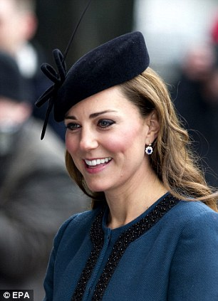 The Duchess of Cambridge said that she missed taking the tube while visiting Baker Street Station
