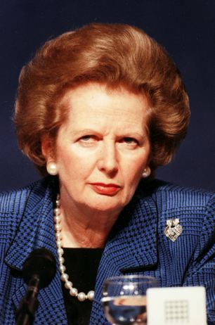 Margaret Thatcher Papers Reveal How Iron Lady Won Her