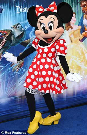 goodbye polka dots minnie