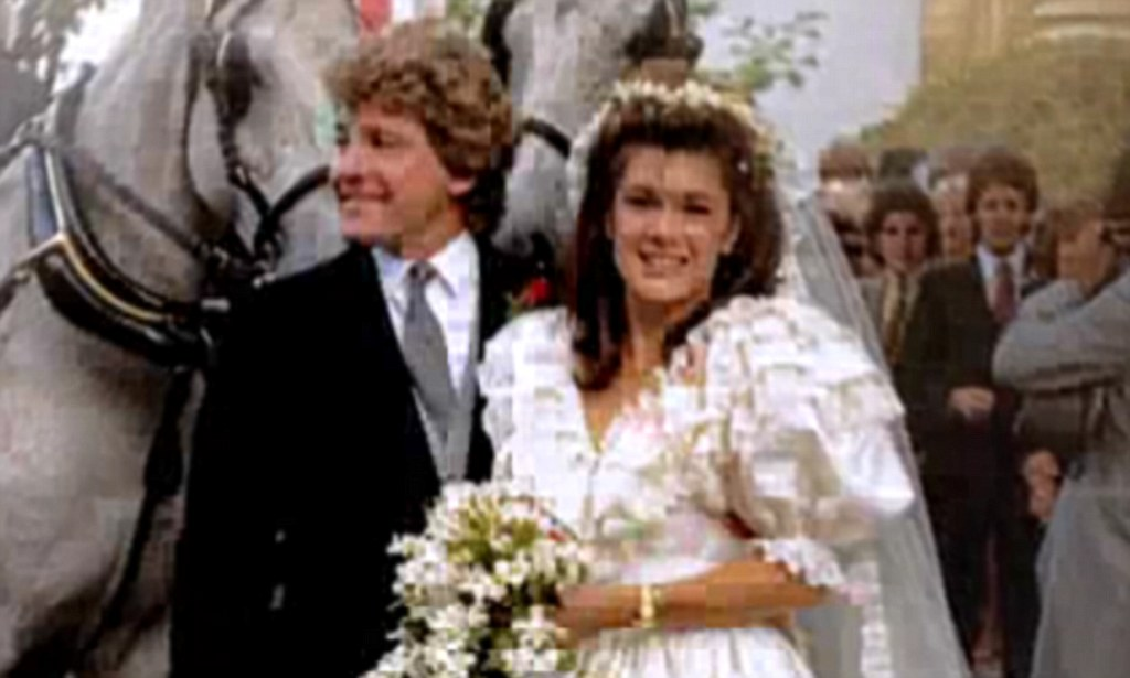 Lisa Vanderpump reveals photos of her 1982 wedding and