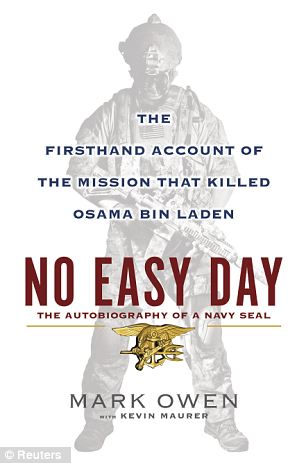 No Easy Day: The Esquire account wildly contradicted that given by Matt Bissonnette in this pseudonymously written book published last year