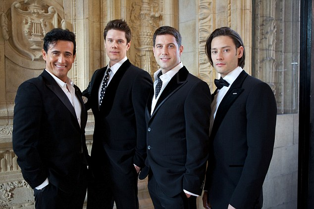 il divo members married