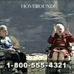 Motorized Chairs For Elderly Oversized Sling Chair Grand Canyon Mobility Scooter Ads Have Resulted In Millions Of Medicare Dollars Wasted On ...