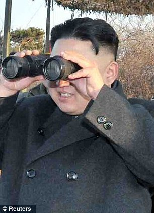 Call my bluff? North Korean leader Kim Jong-Un appears to be trying to force Washington to the negotiating table