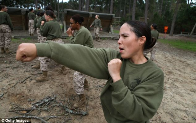 Female Marines Fail Once Again To Complete Grueling