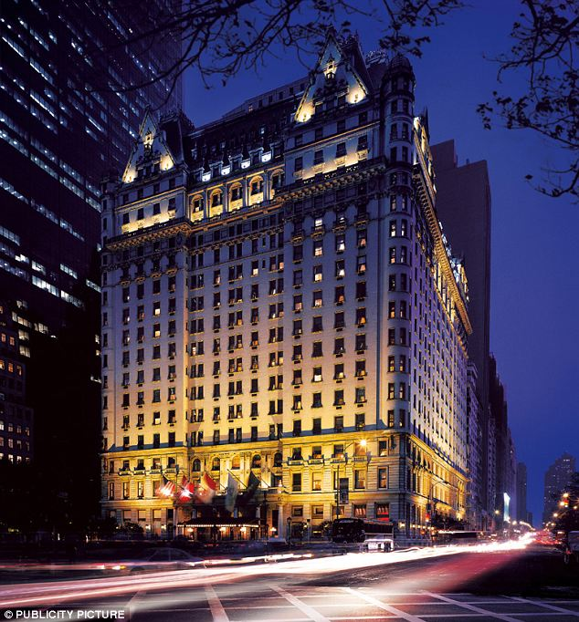 Famous location: In honor of Baz Luhrmann's much-anticipated film, to be released May 10, the Upper East Side hotel has revived the jazz age with a grand Fitzgerald Suite