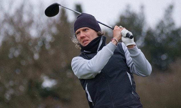 Image result for jimmy bullard golf