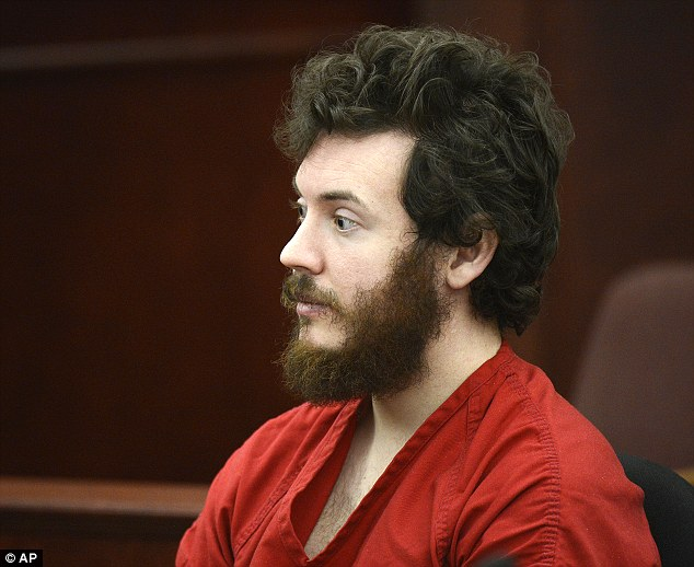 'Homicidal': James Holmes' psychiatrist said that he had stopped coming to see her and had begun sending her threats over text message and email