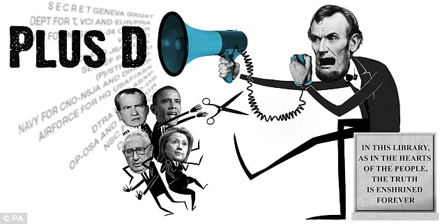 Records database: WikiLeaks described the Public Library of US Diplomacy (PlusD) as the world's largest searchable collection of U.S. confidential, or formerly confidential, diplomatic communications