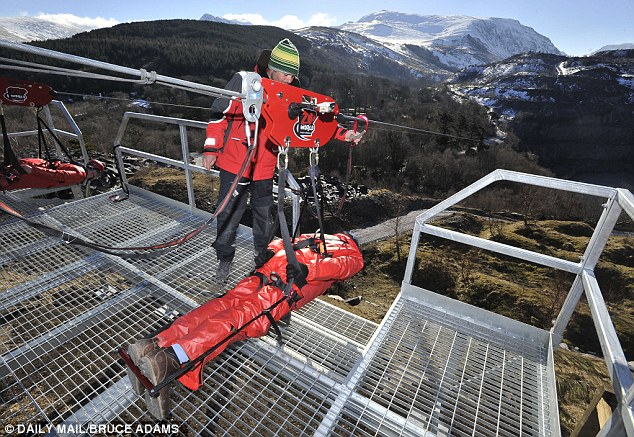 4 man zip wire wales dometic ccc2 thermostat wiring diagram world in north would you take a 100 mph dive on the astonishing it s breath taking spot more than 1 000ft up with views